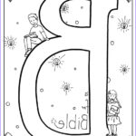 """Free Bible Coloring Pages Cool Gallery """"b Is For Bible"""" Coloring Page"""