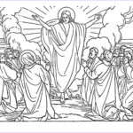 Free Bible Coloring Pages Unique Gallery Bible Coloring Pages Teach Your Kids Through Coloring