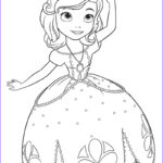 Free Coloring Book Pages Awesome Image Sofia The First Coloring Pages For Girls To Print For Free