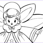 Free Coloring Book Pages Beautiful Gallery Free Christmas Coloring Pages Retro Angels The