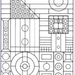 Free Coloring Book Pages Beautiful Photos Free Printable Geometric Coloring Pages For Kids