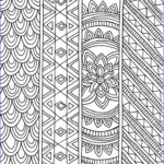 Free Coloring Book Pages For Adults Elegant Photography Try Out The Adult Coloring Book Trend For Yourself With