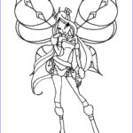 Free Coloring Book Pages New Photos To Print Winx Flora Coloring Pages For Free Winx Flora