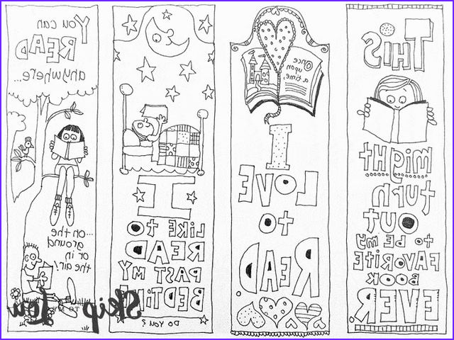 Free Coloring Bookmarks New Gallery Free Coloring Bookmarks Skip to My Lou