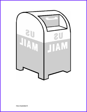 Free Coloring Books by Mail Cool Stock Coloring Page Us Mail