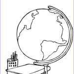 Free Coloring Page Com Awesome Photography Globe Coloring Pages To And Print For Free