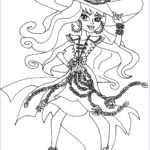 Free Coloring Page Com New Stock Free Printable Monster High Coloring Pages October 2015