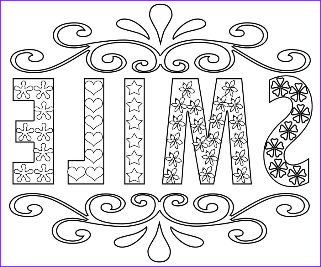 sayings coloring pages printable free