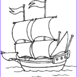 Free Coloring Pages.com Beautiful Photos Boat Coloring Pages
