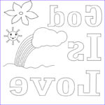 Free Coloring Pages.com New Collection God Is Love Coloring Pages