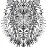 Free Coloring Pages For Adults Printable Beautiful Collection Adult Coloring Pages Animals Best Coloring Pages For Kids