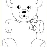 Free Coloring Pages For Kids Cool Gallery Free Printable Teddy Bear Coloring Pages For Kids