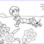 Free Coloring Pages For Preschoolers Beautiful Stock Printable Kindergarten Coloring Pages For Kids