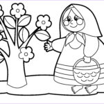 Free Coloring Pages For Preschoolers Elegant Images Coloring Pages For Children Of 4 5 Years To And