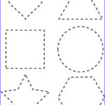 Free Coloring Pages For Preschoolers Unique Stock Printable Shapes