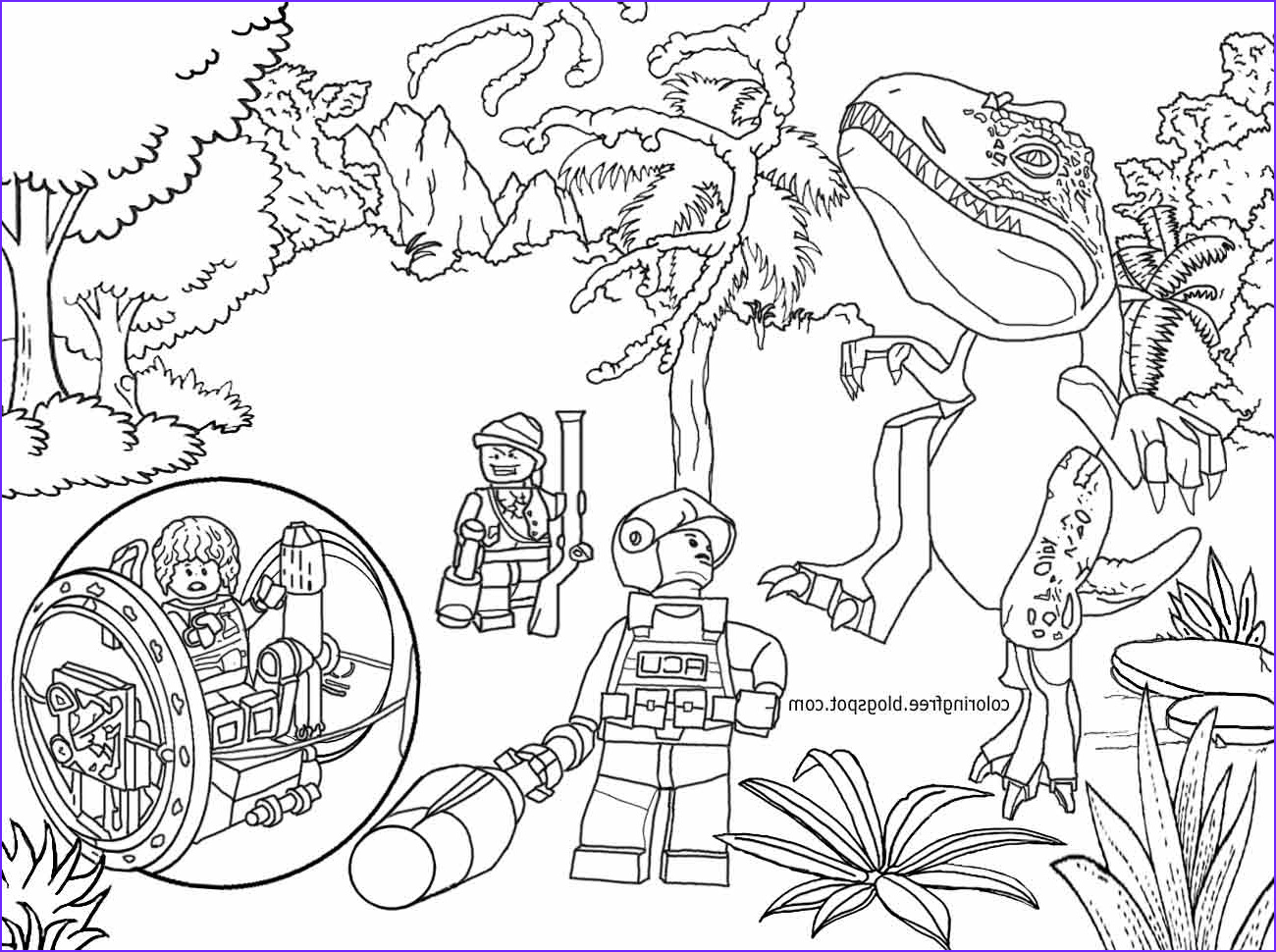 Free Dinosaur Coloring Pages Beautiful Gallery Free Coloring Pages Printable to Color Kids