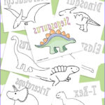 Free Dinosaur Coloring Pages Cool Photos 21 Easy Dinosaur Activities For Kids Socal Field Trips