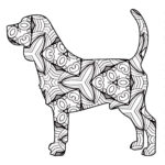 Free Dog Coloring Pages Beautiful Stock 30 Free Coloring Pages A Geometric Animal Coloring