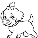 Free Dog Coloring Pages Elegant Gallery Puppy Coloring Pages Best Coloring Pages For Kids