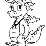 Free Dragon Coloring Pages Awesome Gallery Dragon Coloring Pages Realistic