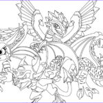 Free Dragon Coloring Pages Best Of Photography Skylanders Dragons Coloring Pages