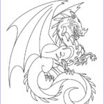Free Dragon Coloring Pages Cool Photography Printable Dragon Coloring Pages For Kids
