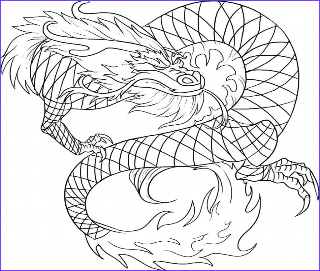 Free Dragon Coloring Pages Inspirational Photos Free Printable Chinese Dragon Coloring Pages for Kids