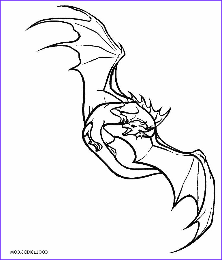 Free Dragon Coloring Pages Luxury Image Printable Dragon Coloring Pages for Kids