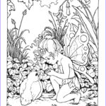 Free Fairy Coloring Pages Awesome Collection Free Printable Fairy Coloring Pages For Kids