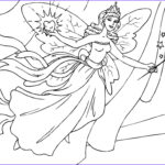 Free Fairy Coloring Pages Beautiful Gallery Free Printable Fairy Coloring Pages For Kids