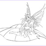 Free Fairy Coloring Pages Beautiful Photos Free Printable Fairy Coloring Pages For Kids