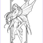Free Fairy Coloring Pages Beautiful Photos Printable Beautiful Fairy Coloring Pages
