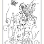 Free Fairy Coloring Pages Best Of Gallery 25 Best Ideas About Fairy Coloring Pages On Pinterest