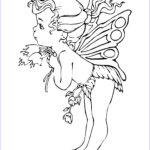 Free Fairy Coloring Pages Best Of Photos Free Printable Fairy Coloring Pages For Kids