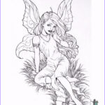 Free Fairy Coloring Pages Elegant Collection Enchanted Designs Fairy & Mermaid Blog Free Fairy