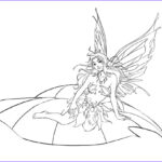 Free Fairy Coloring Pages Luxury Stock Free Printable Fairy Coloring Pages For Kids
