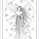 Free Fairy Coloring Pages Unique Collection 25 Best Ideas About Fairy Coloring Pages On Pinterest