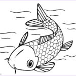 Free Fish Coloring Pages New Photos Free Printable Fish Coloring Pages For Kids