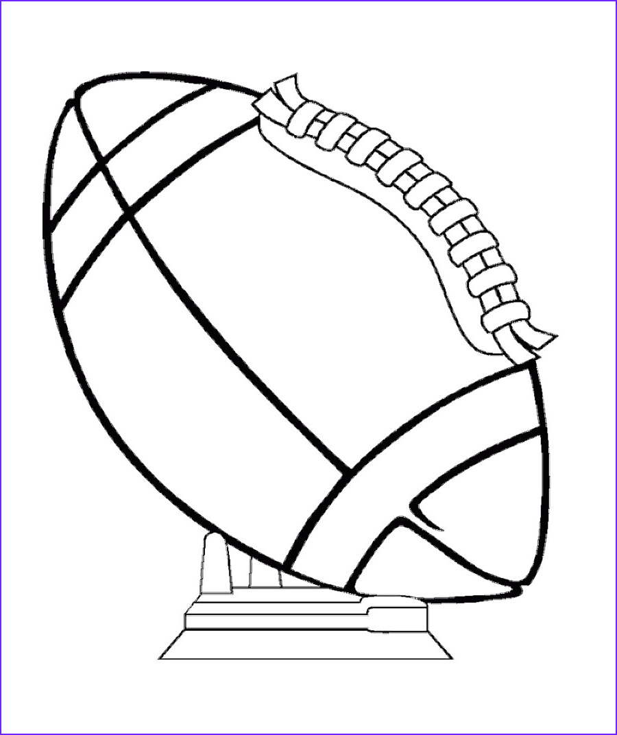 Free Football Coloring Pages Beautiful Photography Free Football Coloring Pages for Kids Coloring Pages