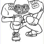Free Football Coloring Pages Inspirational Photos Free Printable Football Coloring Pages For Kids Best