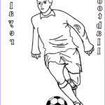 Free Football Coloring Pages Inspirational Photos Printable Football Player Coloring Pages For Kids