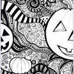 Free Halloween Coloring Pages For Adults Awesome Collection Halloween Sheet Halloween Adult Coloring Pages