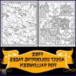 Free Halloween Coloring Pages For Adults Beautiful Gallery Best 25 Adult Colouring Pages Ideas On Pinterest