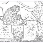 Free Halloween Coloring Pages For Adults Beautiful Images Free Printable Halloween Coloring Pages For Adults Best