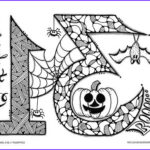 Free Halloween Coloring Pages For Adults Beautiful Photos Adult Coloring Pages Craft