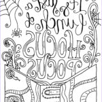 Free Halloween Coloring Pages For Adults Elegant Gallery Hocus Pocus Coloring Page