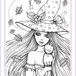 Free Halloween Coloring Pages For Adults New Images Best 25 Halloween Coloring Pages Ideas On Pinterest