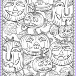 Free Halloween Coloring Pages For Adults New Photography Halloween Coloring Page Printables