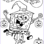 Free Halloween Coloring Pages For Adults Unique Collection Printable Spongebob Coloring Pages For Kids