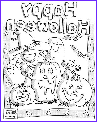 Free Halloween Coloring Pages Inspirational Photography Transmissionpress 4 Picture Of Happy Halloween Coloring